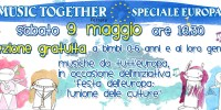 Music Together Speciale Europa