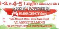 Music Together Ferrara e Emergency days