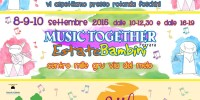 MUSIC TOGETHER GLI APPUNTAMENTI DI SETTEMBRE